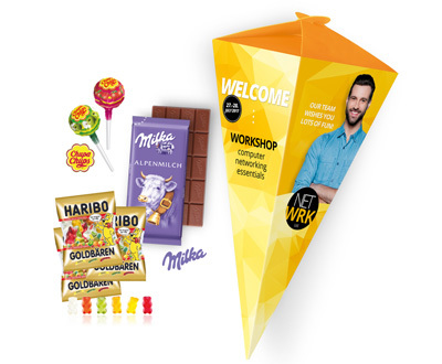 How Promotional Confectionery can build Strong Relationships between you and your Customers