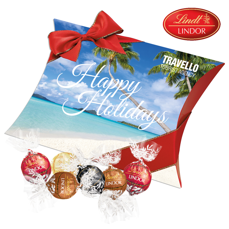 Personalised Exclusive Lindor Luxury Gift Box