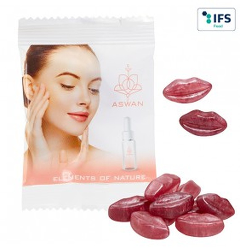 Personalised Beauty Fruit gums with Collagen