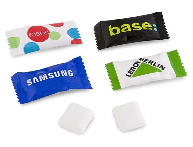 Promotional Individual Chewing Gum