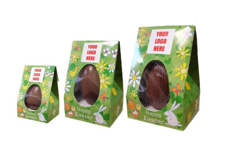 Personalised Boxed Easter Eggs