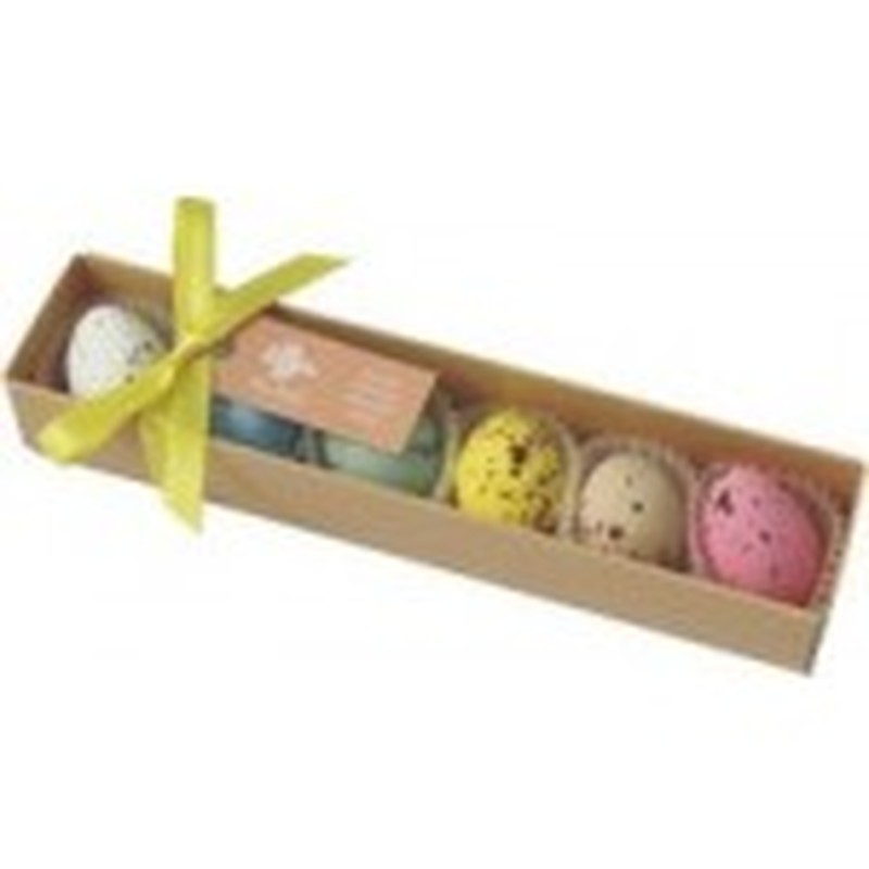 Personalised Easter Egg Finger Box