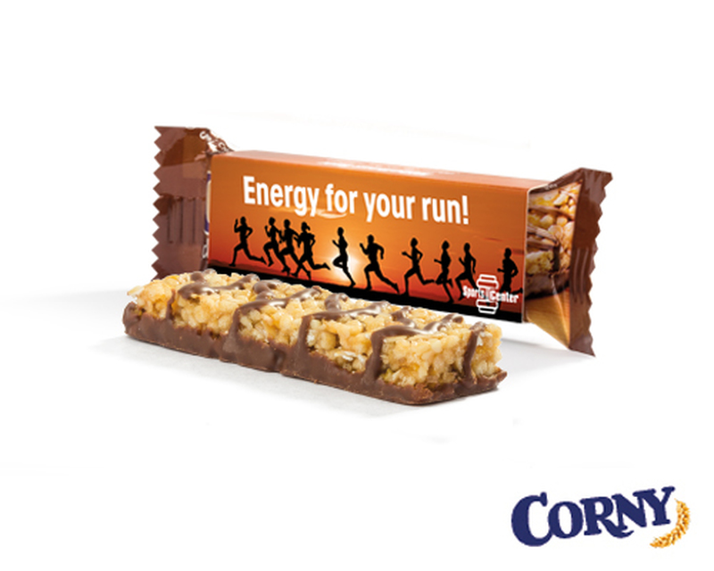 Promotional Cereal Bar