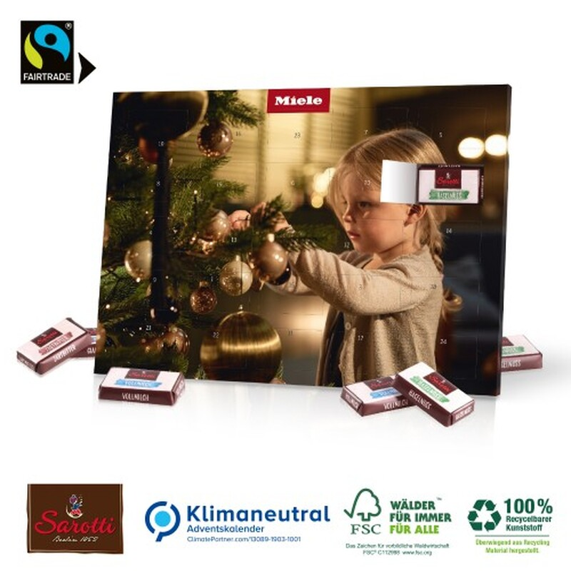 Fairtrade Sarotti Advent Calendar