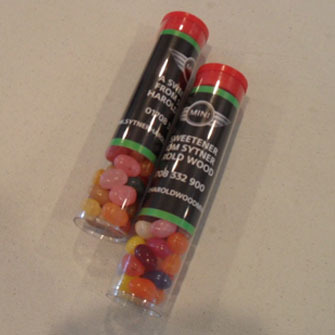 Jelly Bean Tubes