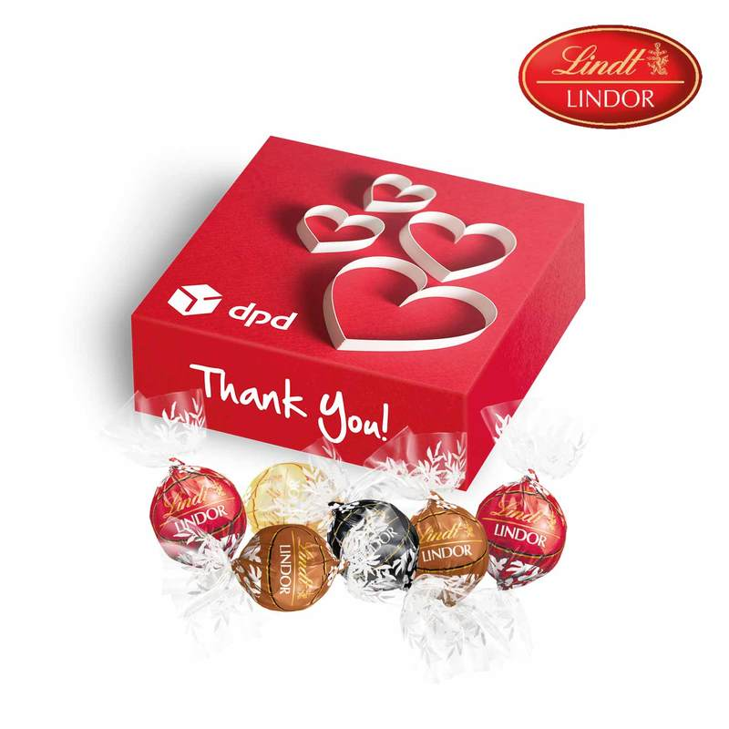 Lindor Personalised Present Box