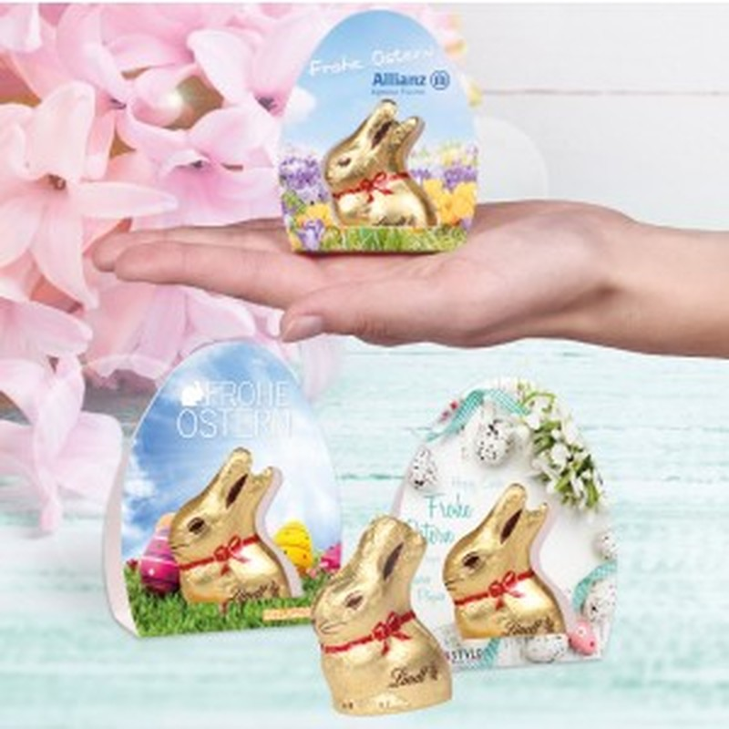 Lindt Mini Easter Bunny