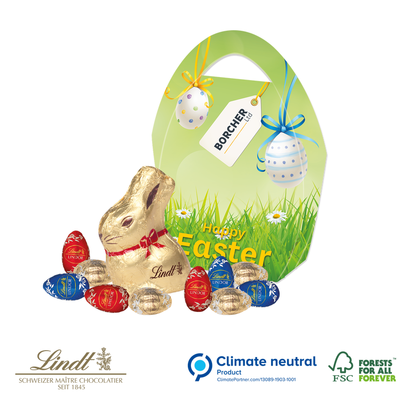 Lindt Easter Mini Egg Shaped Carton