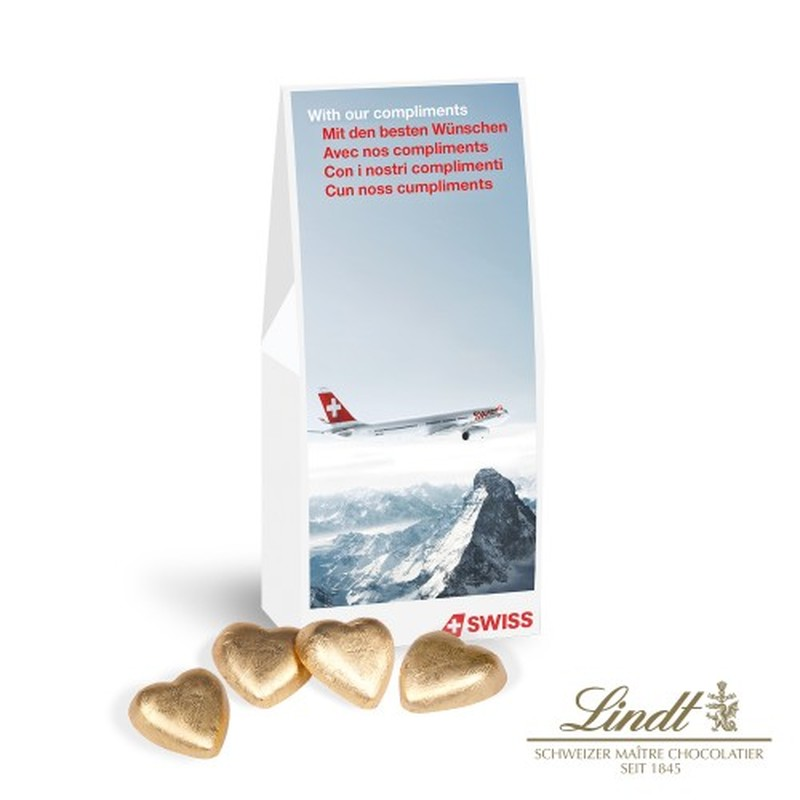 Lindt Large Business Gift Pouch