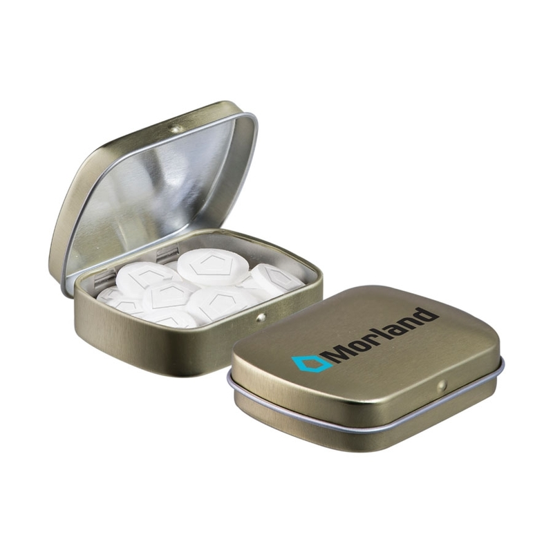 Personalised Logo Mints Tin