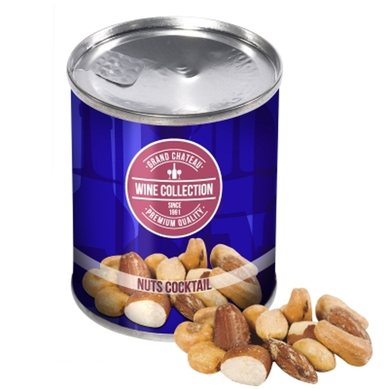 Personalised Can of Mixed Nuts