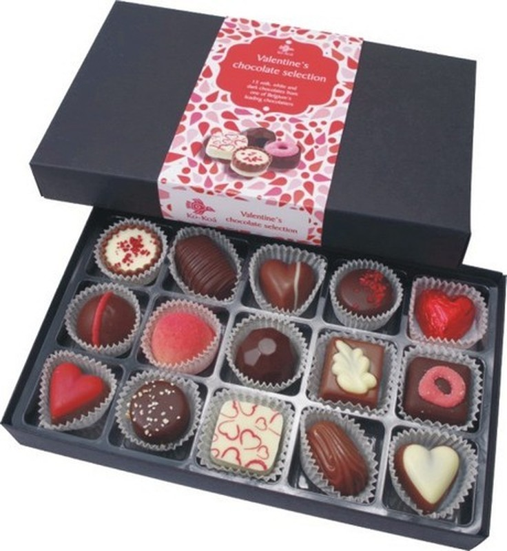Valentine Selection Box