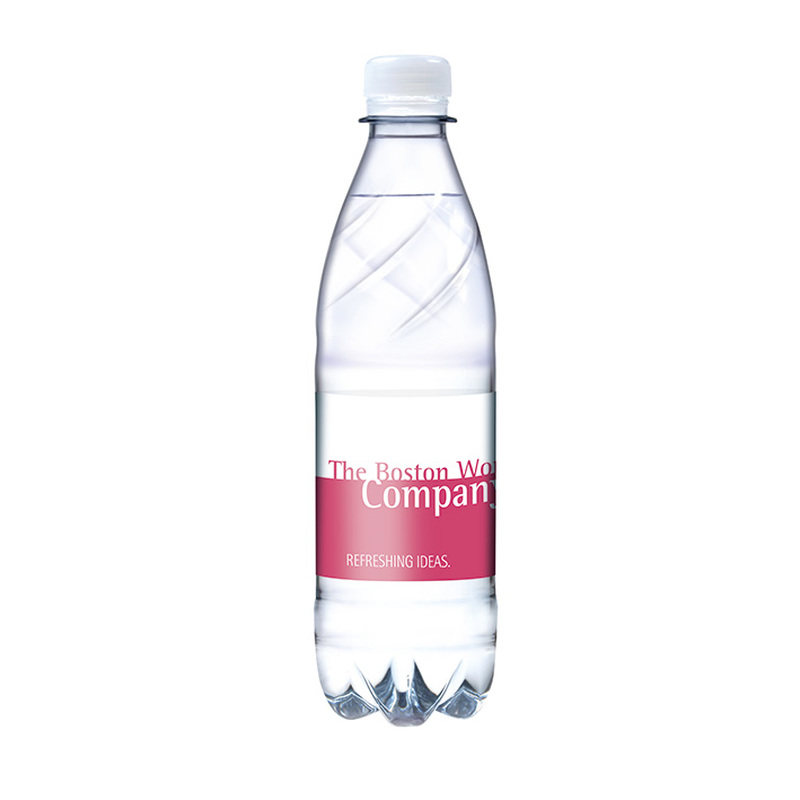 Personalised 500ml Bottle of Water