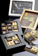 Printed Logo Chocolates