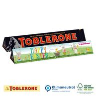 Personalised Toblerone 100g Bar