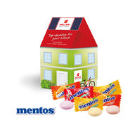 Personalised House Gift Box with Mentos