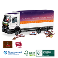 Sarotti Truck Advent Calendar