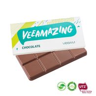 Eco friendly Personalised 70g Chocolate Bar