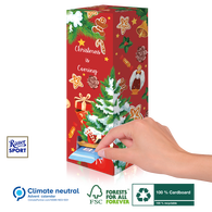 Ritter Sport Tower Advent Calendar