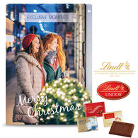 Personalised Lindt Exclusive Wall Calendar
