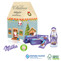 Milka Christmas House Gift Box
