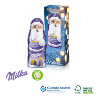 Milka Santa in Personalised Box