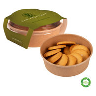 Biodegradable Personalised Biscuit Box