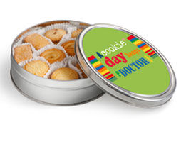 Biscuit<br />Tins