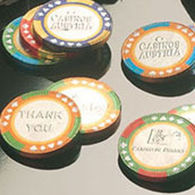 Casino Chocolate Coins