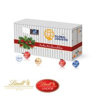 Lindt Personalised 3D Freight Container Advent Calendar