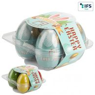 Personalised Easter 4 Egg Carton