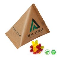 100% Biodegradable Personalised Sweet Pyramid