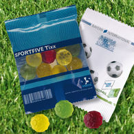 Football Mini Jelly Sachets