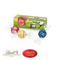 Personalised Lindor 3 ball gift box