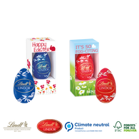 Personalised Boxed Lindor Lindt Chocolate Egg