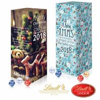 Lindt Tower Chocolate Advent Calendar