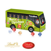 Lindt Personalised Christmas Coach