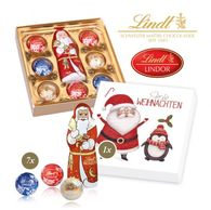 Christmas Lindt Chocolate Gift Box