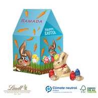 Lindt Luxury Easter House