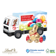 Lindt Personalised Easter Gift Truck