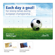 Lindt Football Countdown Calendar