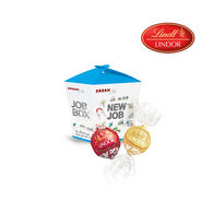 Personalised Lindor Duo Gift Box