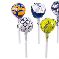 Personalised Ball Lollipop