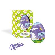 Personalised Boxed Milka Easter Egg
