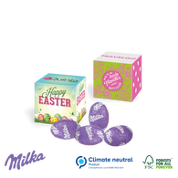 Personalised Milka Mini Easter cube