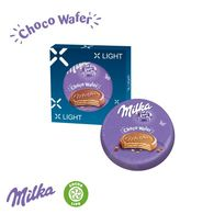 Personalised Boxed Milka Wafer