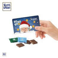 Mini Ritter Sport 6 Day Advent Calendar