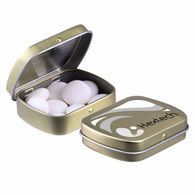 Mini Hinged Mentos Mints Tins