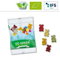 Personalised Organic Vegan Jelly Bears