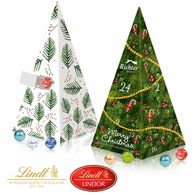 Personalised Lindt Pyramid Shaped Advent Calendar